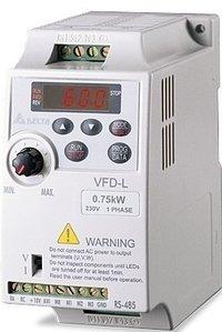 DELTA VFD002L21A AC Drive