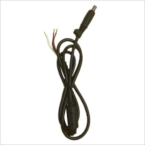 3 Core Laptop Black Power Cable