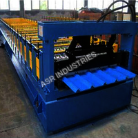 Colour Coated Sheet Roll Forming Machine