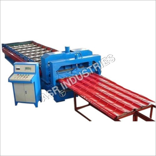 Tiles Roofing Sheet Forming Machine