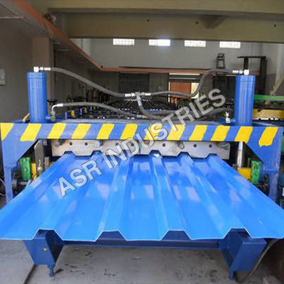 Industrial Coated Roofing Sheet Forming Machine