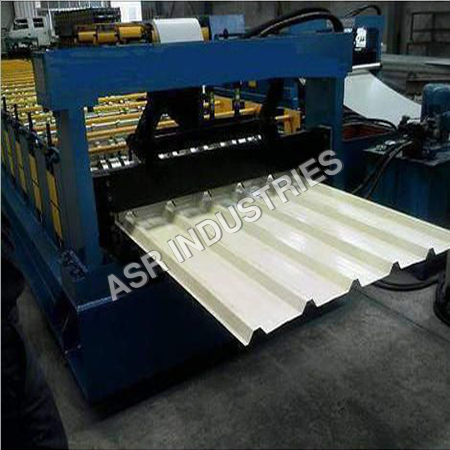 PPGI Roof Sheet Forming Machine