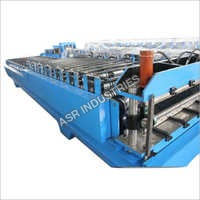Deck Profile Sheet Roll Forming Machine