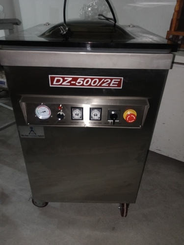 Panner Vacuum Packing Machine