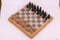 Wooden Chess Set