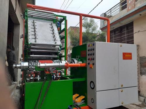 Automatic Tyre Buiding Machine