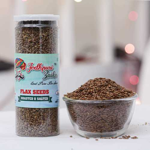 Flax Seeds-Roasted & Salted