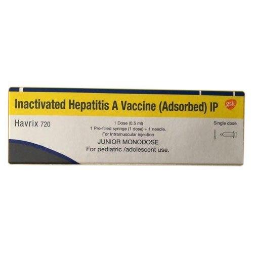 Inactivated Hepatitis A Vaccine