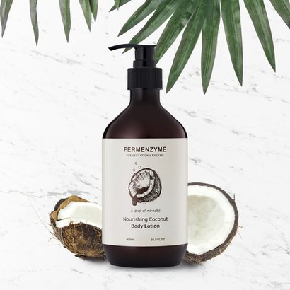 Fermenzyme Nourishing Coconut Body Lotion Age Group: Every Age Range