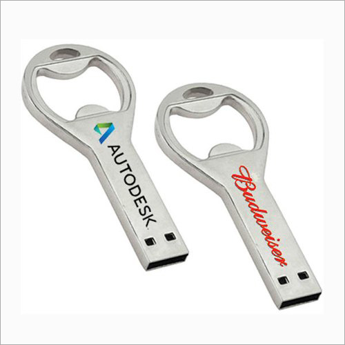 Bottle Opener Metal USB Smart Token Pen Drive