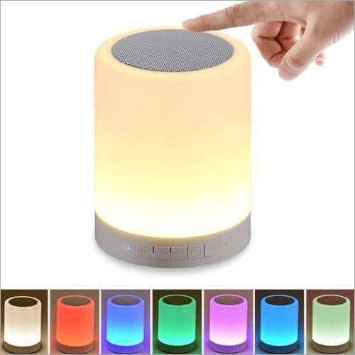 Touch Lamp Portable Bluetooth Speaker