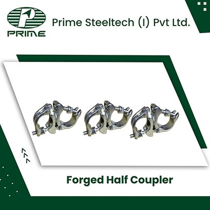 Forged Half Coupler