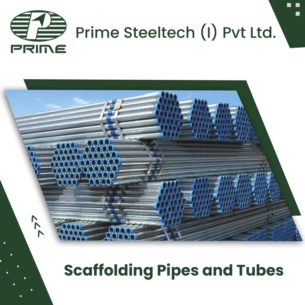 Industrial Scaffolding Pipes
