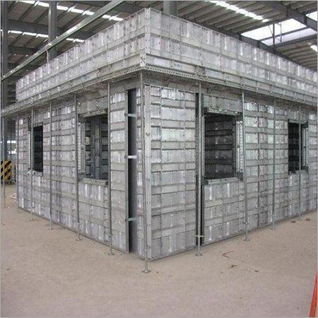 Modular Aluminium Formworks