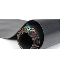 Coated Fabric  Insertion Rubber Sheet