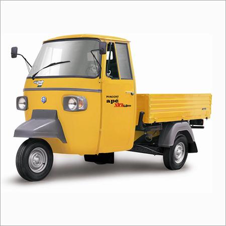 Piaggio Ape Cargo Auto Rickshaw