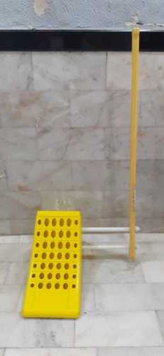 Wheel Chock with Stand