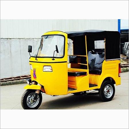 Tuktuk Auto Rickshaw
