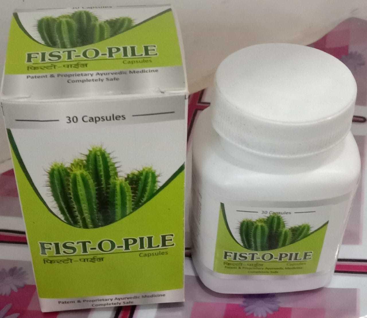 Cap. FIST-o-PILE