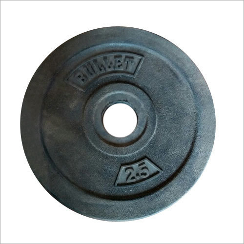 2.5 kg Cast Iron Weight Plate