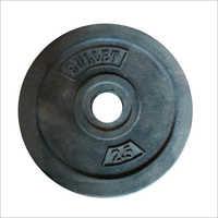 2.5 kg Cast Iron Weight Plate