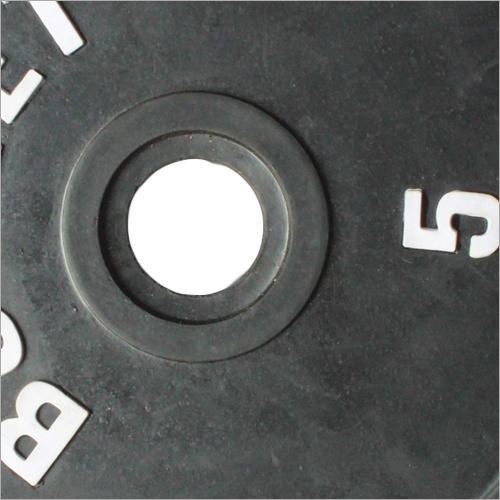 5 KG Rubber Plate