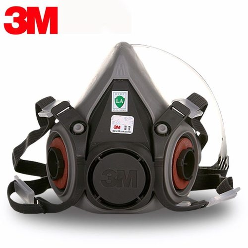 3M-6200 Half Facepiece Reusable Respirator