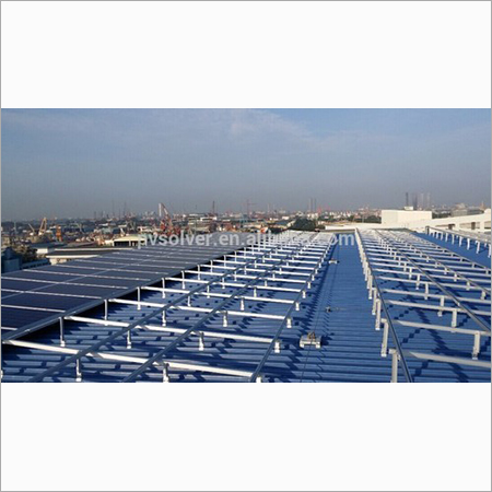 Roof Top Solar Structures