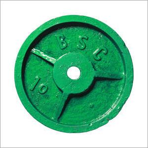 Cast Iron Gym Plate