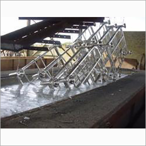 Hot Dip Galvanized Plant