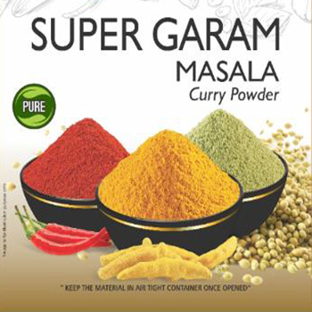 Super Garam Masala Curry Powder