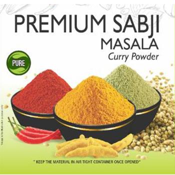 Premium Sabji Masala Curry Powder