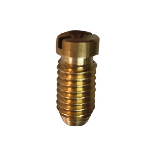 Brass Round Headed Insert