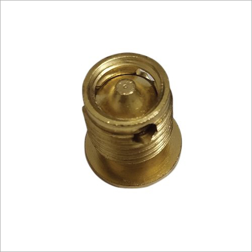 Brass Stopping Plug