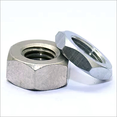 Aluminium Hex Nut