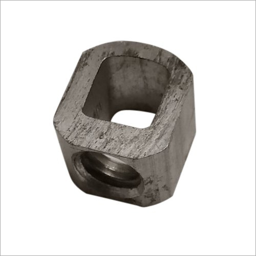 Aluminium Threaded Block