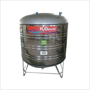 400 L Insulated Stainless Steel Water Tank