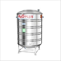 1000 L Insulated Stainless Steel Water Tank
