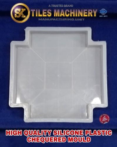Kona Kata Chequered Tile Mould