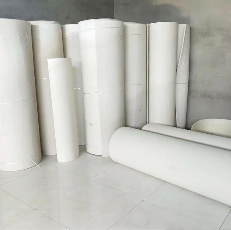 Industrial wool felt 100% pure wool industrial felt coater paper machine available