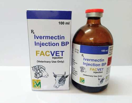 Ivermectin Injection Veterinary