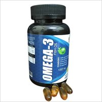 Fish Oil Omega 3 Softgel