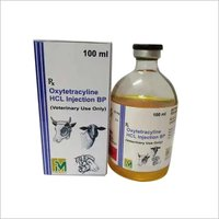 Oxytertracyclin Injection Veterinary