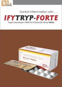 Trypsin Chymotrypsin 100000 a.u.