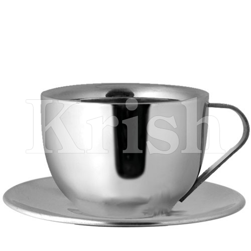 DW Belly Cup & Saucer