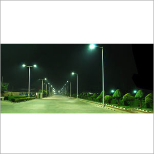 FRP Residential Street Light Pole
