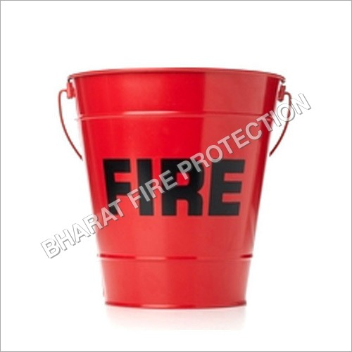 Safety Fire Bucket.