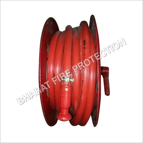 Rubber Fire Hose Reels