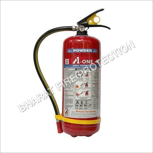 6 Kgs ABC Type Fire Extinguisher