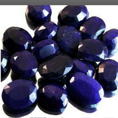African Natural Blue Sapphire